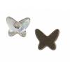 Swarovski Flatback 2854 Butterfly 18mm Crystal